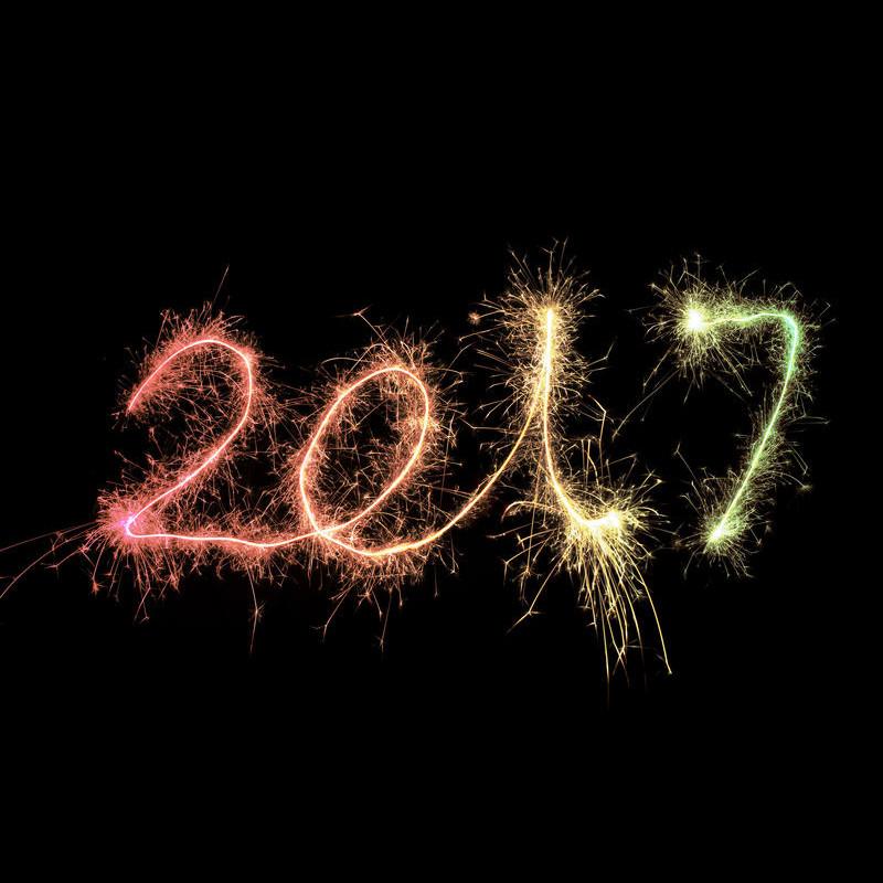 Neujahrsfeier 2017