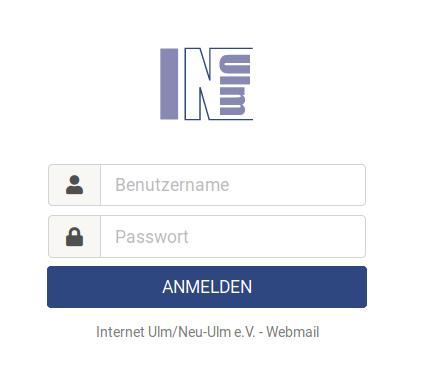 Hurra unser neues Webmail Interface ist fertig